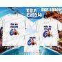 Kit Camisetas Personalizadas Aniversario A Era Do Gelo