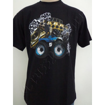 Camiseta Xxl 55 Golden Era M Big Foot Hip Hop Crazzy Store