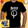 Camisa Pitty Camiseta Banda Legiao Raul Rappa Rock Brasil