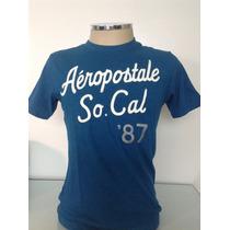 Camiseta Masculina - Aéropostale, Nike, Fila, Puma