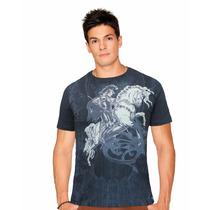 Camisa Camiseta Católica Moda Ágape Fe´ Religiosa São Jorge
