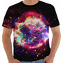 Camiseta Mantra - Yoga - Hippie - Arte - Color - Space