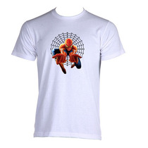 Camisetas Homem Aranha (spiderman) Marvel - Pronta Entrega