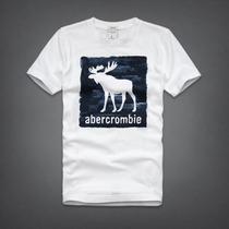 Camisetas Abercrombie & Fitch / Hollister Pronta Entrega!!