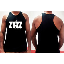 Camiseta Regata Cavada - Zyzz - Maromba Academia Nadador