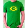 Camiseta Green Bay Packers - Nfl Futebol Americano Swag