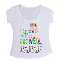 T-shirt Ivete - Quem É Essa Ai Papai? - Veveta - Carnaval