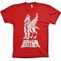 Camiseta Cavaleiros Do Zodiaco - Camisa Pegasus Saint Seya