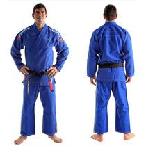 Kimono Novo Classic Koral Azul Frete Pac R$10 Lançamento