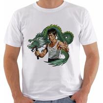 Camiseta Bruce Lee