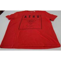 Camiseta Aéropostale Tam M Original Comprada Nos Usa Linda