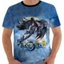 Camiseta Bayonetta 2 - Games