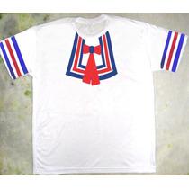 Camiseta Patati Fantasia Carnaval Criativas Tam Adulto