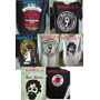Camiseta Raul Seixas Sociedade Alternativa (preta)
