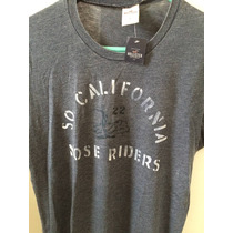 Camiseta Hollister Original Tam P, Nova,sem Uso,com Etiqueta