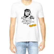 Camisetas Roupa Masculina Turma Do Chaves E Chapolin B