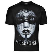 Camiseta Mcd Cruz Preta