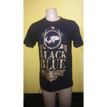 Camisetas Black Blue Originais