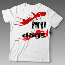 Camiseta Cães De Aluguel Reservoir Dogs