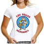 Baby Look Feminina Los Pollos Hermanos Breakink Bad