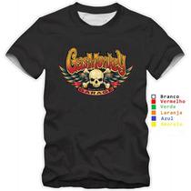 Camiseta Gas Monkey Garage Seriado Dallas Texas