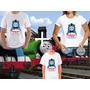 Kit Com 3 Camisetas Thomas E Seus Amigos Aniversario