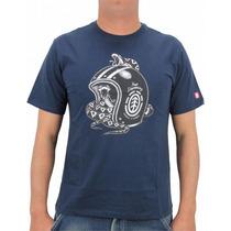 Camiseta Element Mc Club Navy
