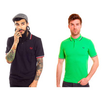 Camisa Polo Fred Perry - Made In England - No Brasil @@