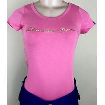 Blusa,camisa, Camiseta Calvin Klein Feminina 50% Desconto