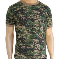Camiseta Camuflada Digital Serra (marpat)