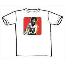 Camiseta Bruce Lee - Filmes Séries Só Nós Temos