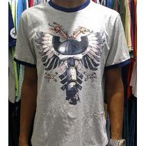 Camiseta Cavalera Aguia Satelite Original
