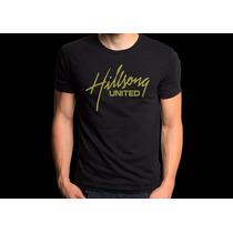 Camiseta Hilsong United Camisa Rock Gospel