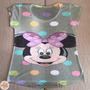 T-shirt Bolinhas Minnie