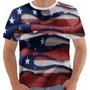Camiseta Usa 24 Estados Unidos America Eua Harley Davidson