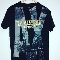 Camisa Camiseta Masculina Armani Exchange Sem Juros Atacado