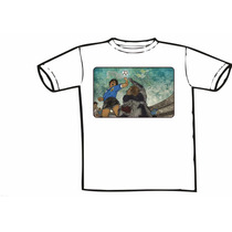 Camiseta Diego Maradona -hand Of God - Mão De Deus