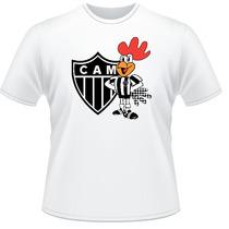 Camiseta Camisa Atlético Mineiro Time Futebol