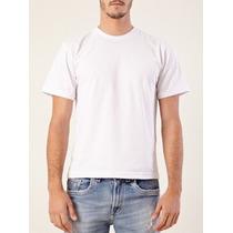Camiseta Para Sublimação 100% Poliéster - Kit 10 Peças.