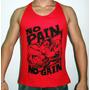 Camiseta Regata Nadador Cavada- No Pain No Gain Imperdível!