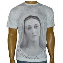 20 Camisetas Rainha Da Paz Unisex - Atacado