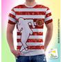 Camisa Estacio De Sá Malandro - Camiseta Estácio
