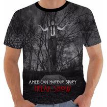 Camiseta American Horror Story - Freak Show - Series
