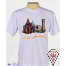 Camiseta Religiosa Nossa Senhora Aparecida