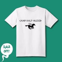 Camiseta Acampamento Meio-sangue (percy Jackson)