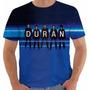 Camiseta Duran Duran - Simon Le Bon