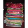 Roupa Infantil Menina 60 Blusas/30 Leggings/10 Vestidos