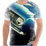Camiseta - Camisa Carro Antigo Tunado Dodge Americano Frente