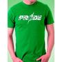Camiseta Pride - Verde Mma Jiu Jitsu Muay Thai Gracie Boxe