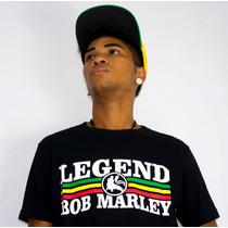 Camiseta Legend Bob Marley